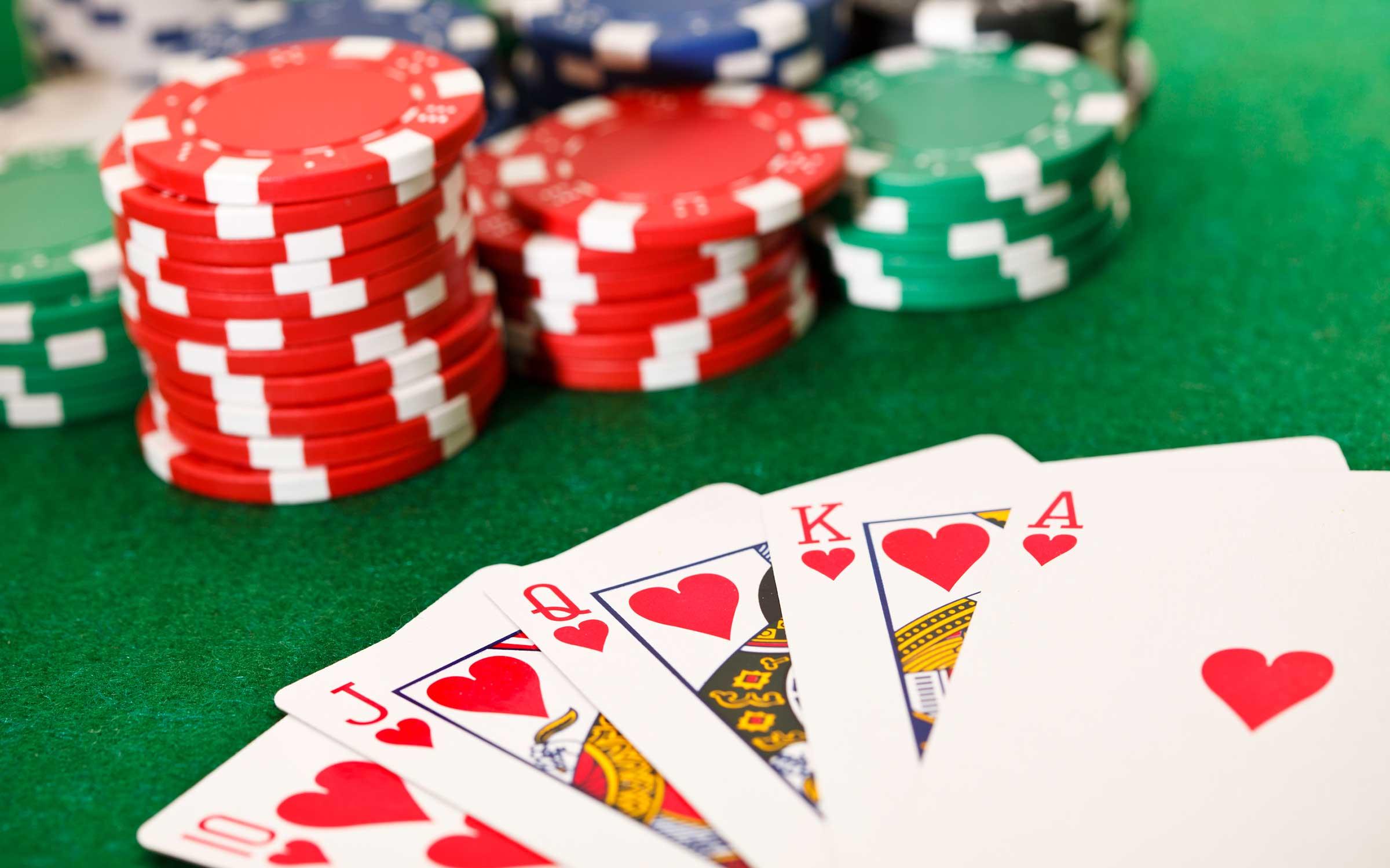 a poker life