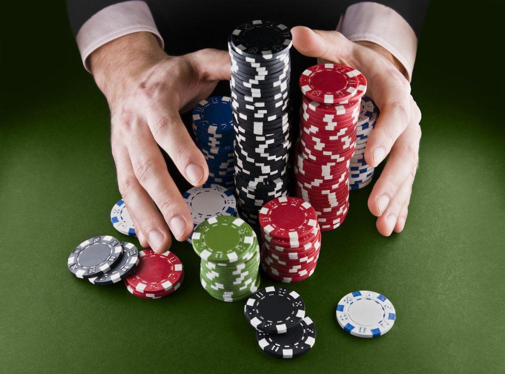 50c gambling machine