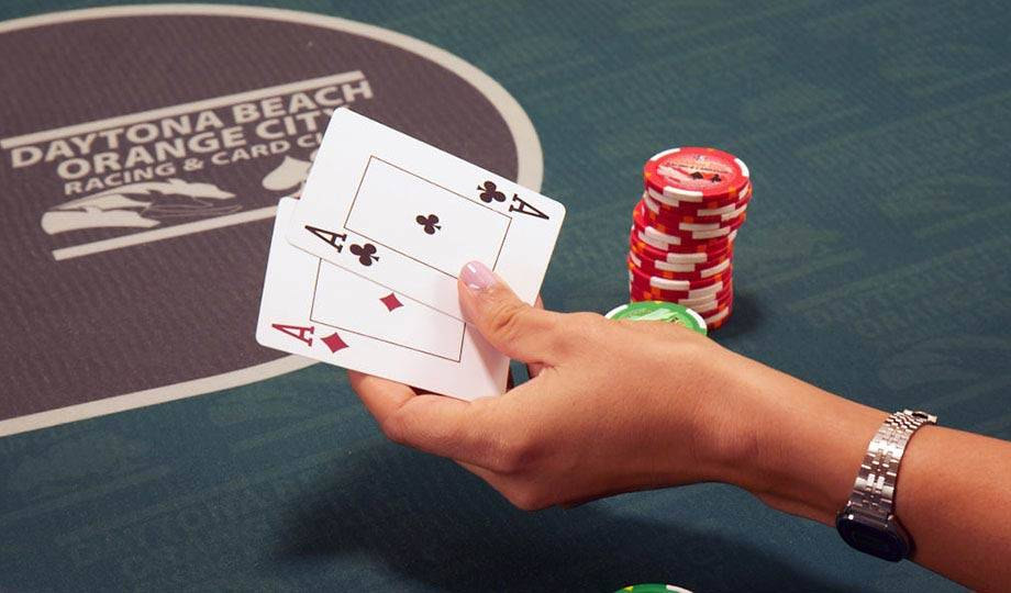 play poker for nothing