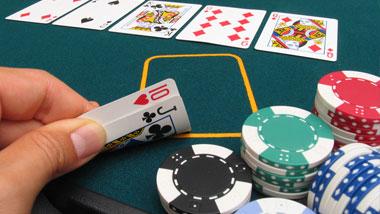 Poker Card Gambling